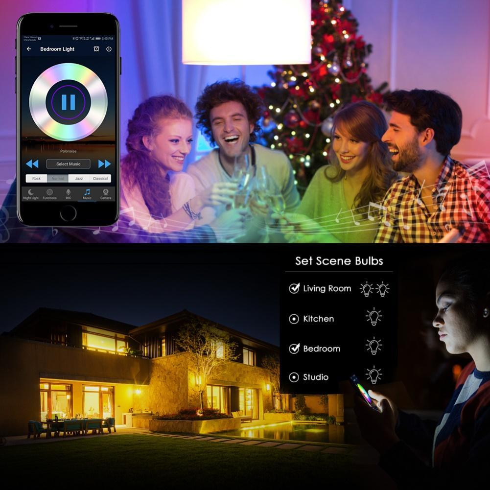 Foco LED WiFi